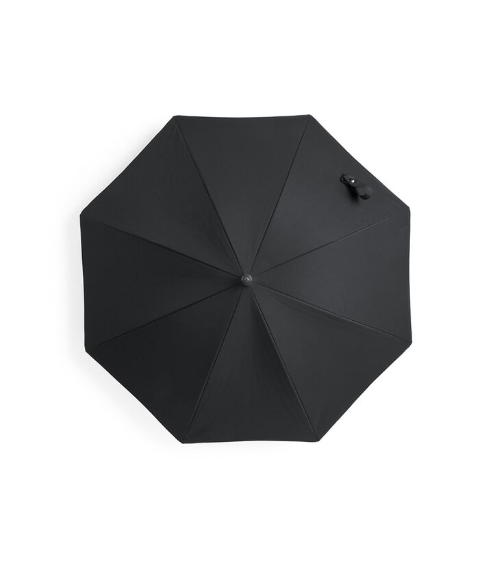 Stokke® Barnevogn Parasoll Black, Black, mainview