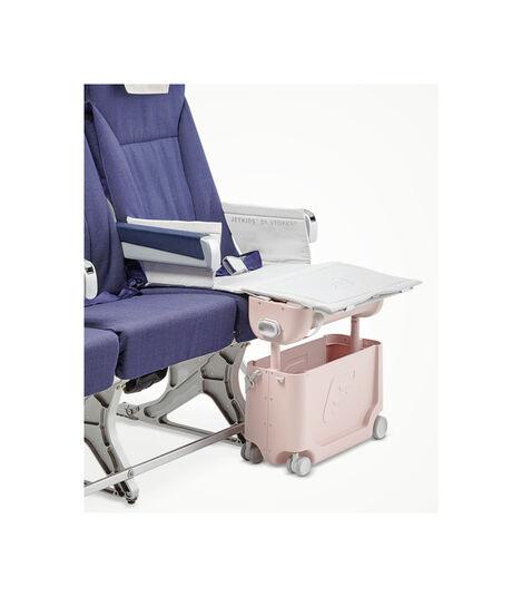JetKids™ by Stokke® BedBox V3 in Pink Lemonade. view 9