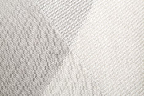 Stokke® Blanket Organic Cotton Knit OCS Beige, Beige, mainview view 3