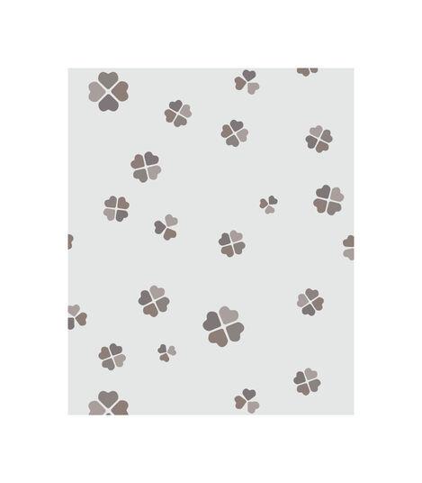 Tripp Trapp® Classic Cushion Lucky Grey. Pattern.