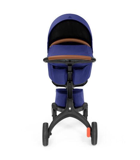Nacelle Stokke® Xplory® X Bleu Royal, Bleu Royal, mainview view 4