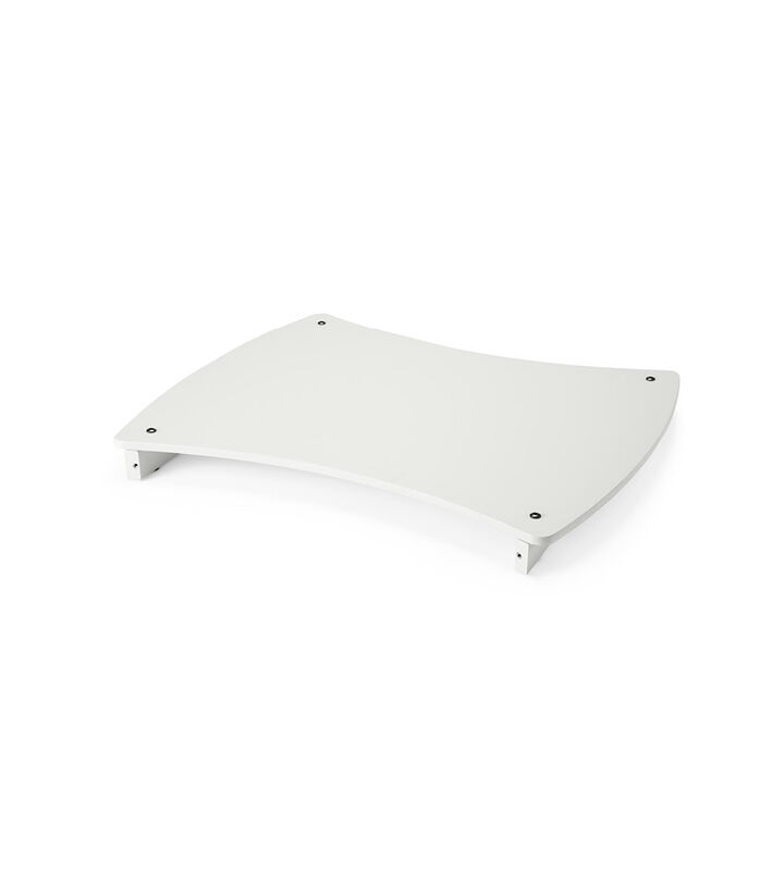 Stokke® Care™ Obersten Regal Complete White, White, mainview view 1