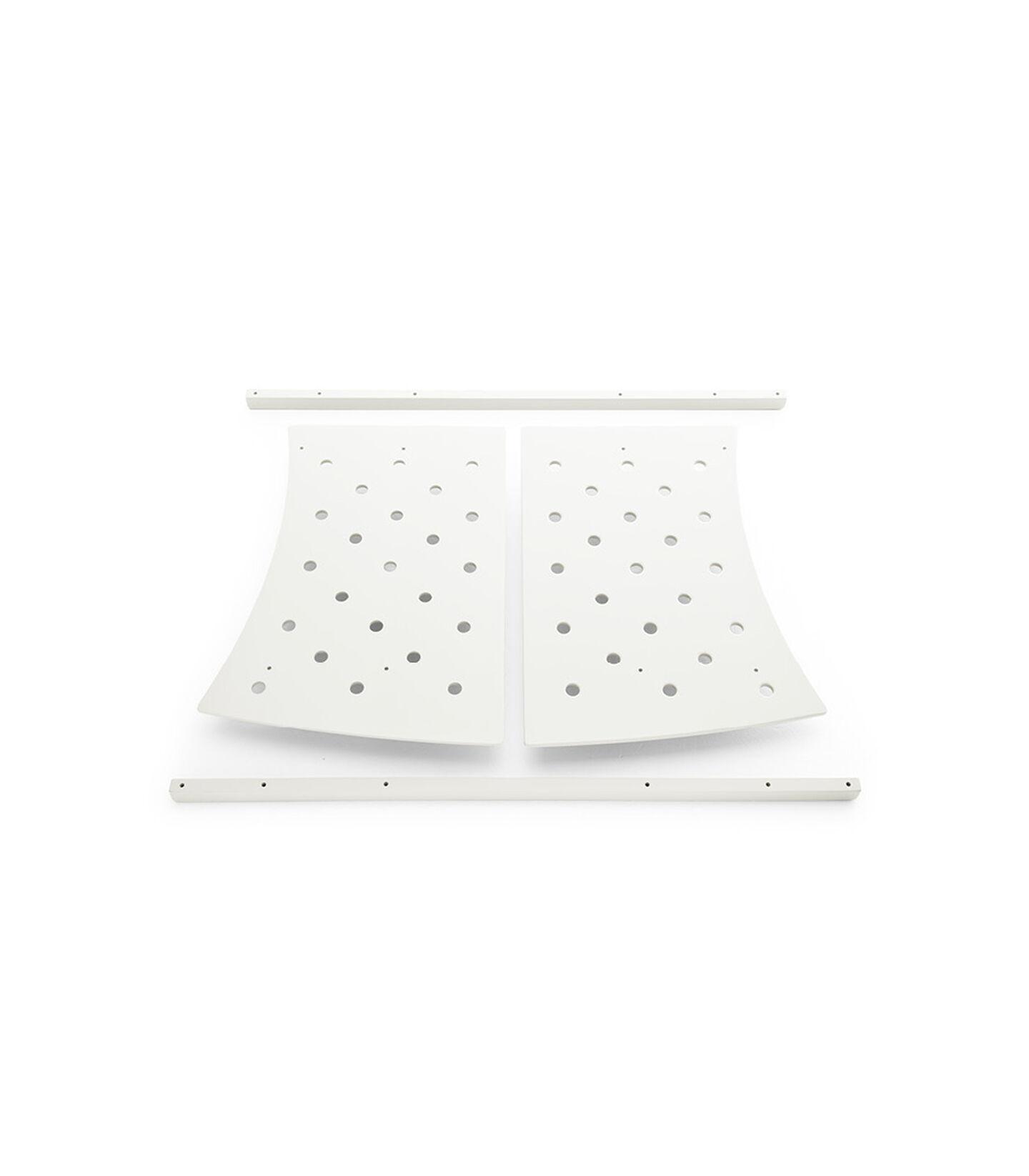 Stokke® Sleepi™ Junior Forlængersæt White, White, mainview view 1