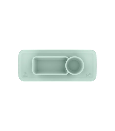 ezpz™ by Stokke™ placemat for Clikk™ Tray Soft Mint, Soft Mint, mainview view 3