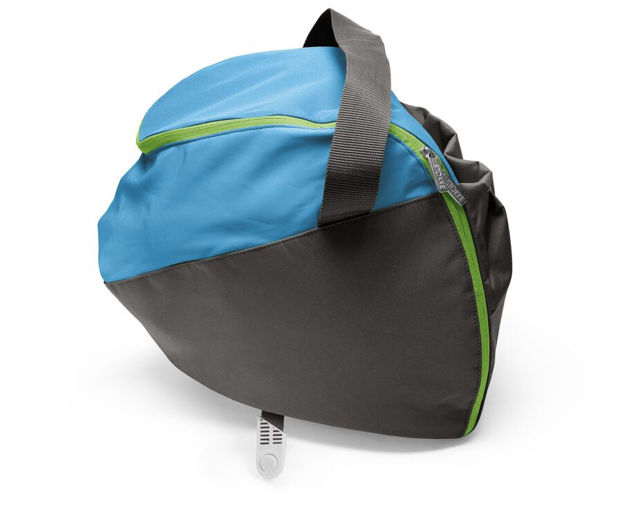 Stokke® Xplory® Shopping Bag, Urban Blue, mainview