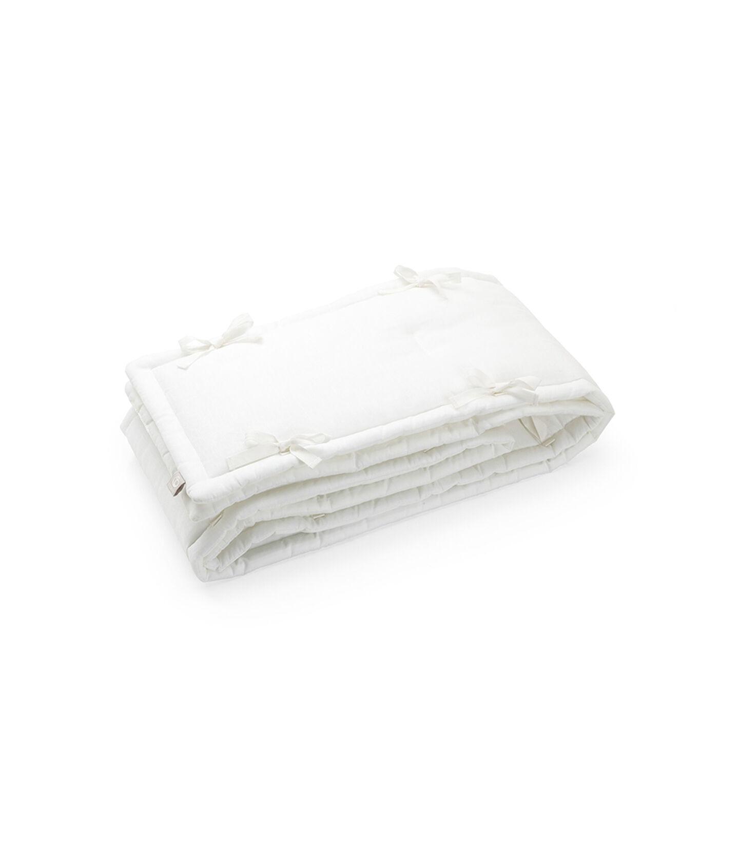Stokke® Sleepi™ Bed Bumper, White. view 2