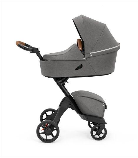 Stokke® Xplory® X Babyschale Modern Grey, Modern Grey, mainview view 2