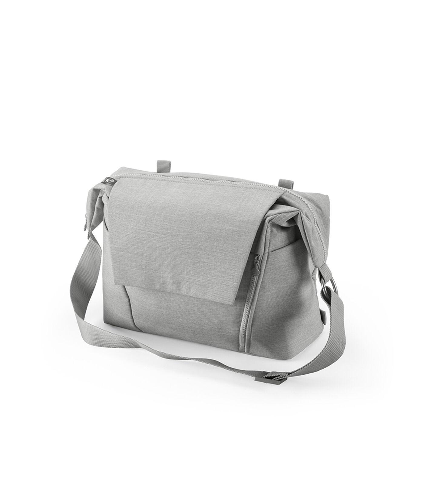 Stokke® Stroller Changing Bag, Grey Melange