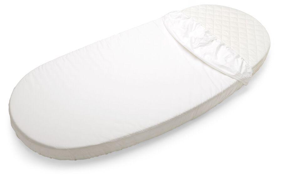 Stokke Sleepi Fitted Sheet, White
