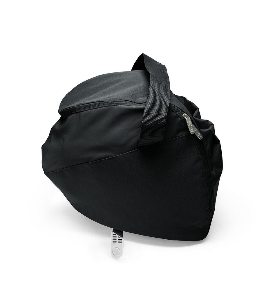 エクスプローリー ショッピングバッグ クリップ式, ブラック, mainview
