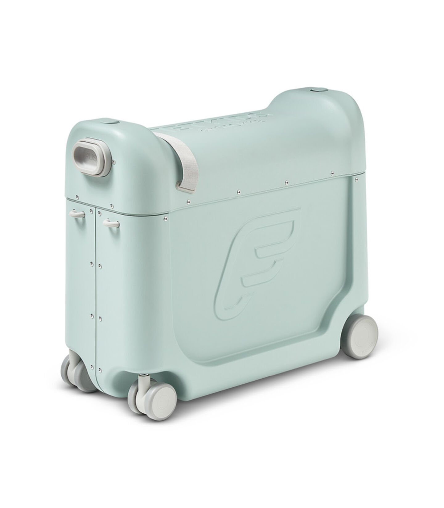 JetKids™ by Stokke® BedBox V3 in Green Aurora. view 2