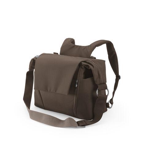 Stokke® Stroller Changing Bag, Brown.