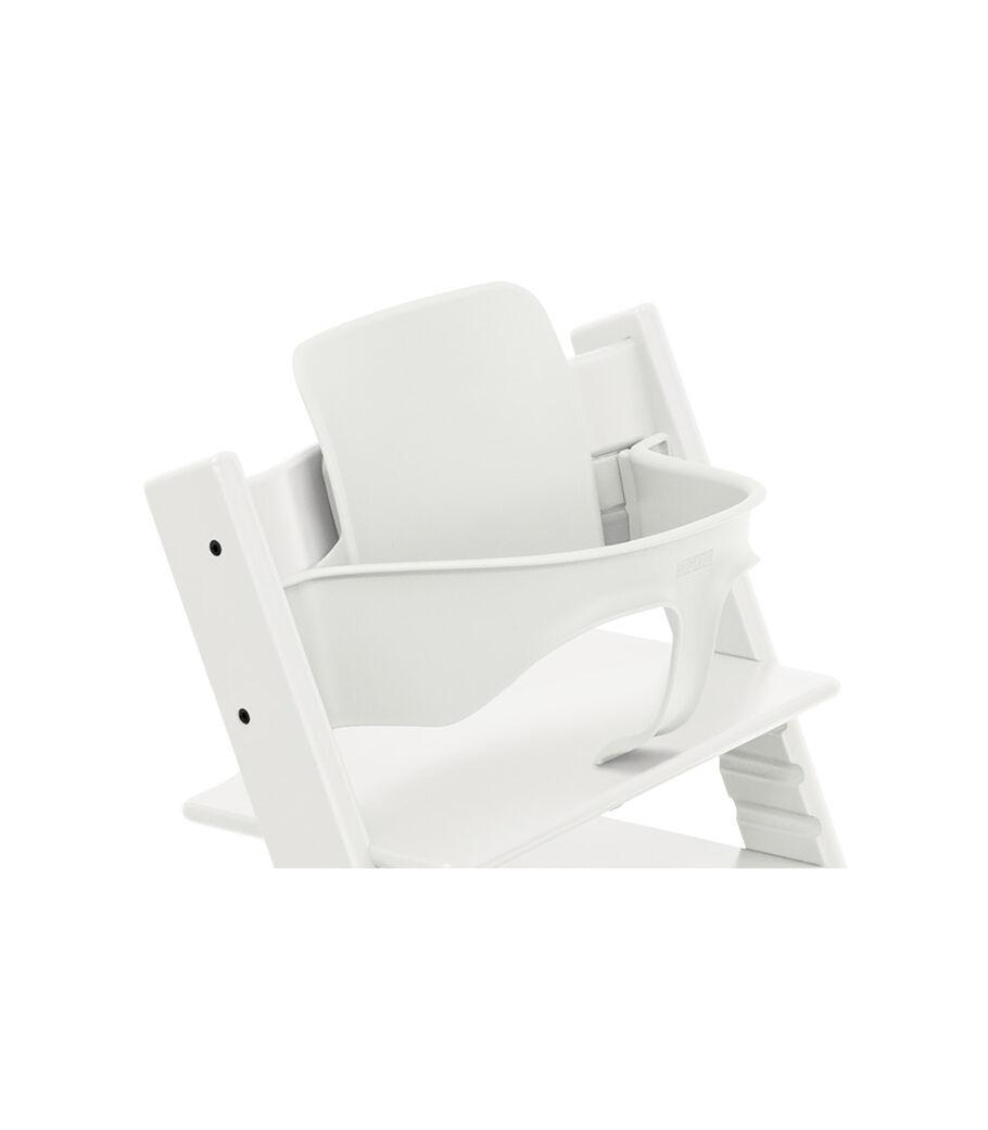 Tripp Trapp® Baby Set, White, mainview view 55