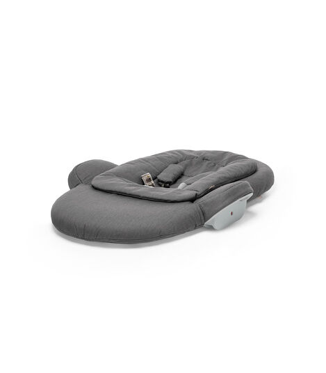 Stokke® Steps™ Newborn Set Deep Grey, Deep Grey White Chassis, mainview