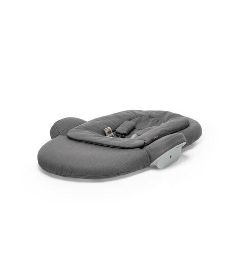 Stokke® Steps™ Newborn Set Deep Grey, Gris Oscuro / Blanco, mainview