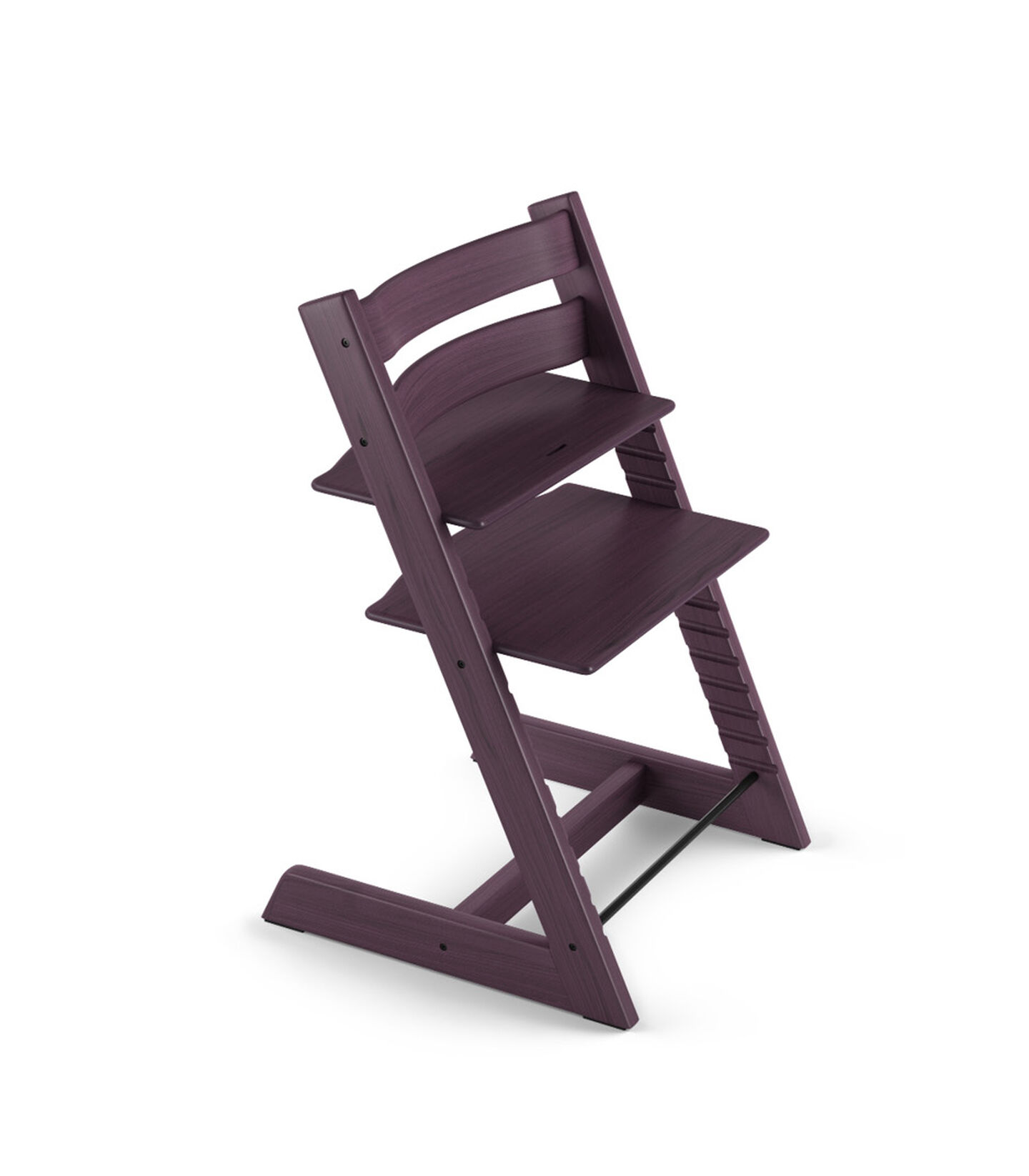 Tripp Trapp® Chair Beech Plum Purple. view 2