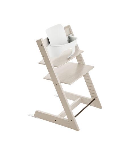 Tripp Trapp® Kireç Beyaz Sandalye, Patinebeyaz, mainview view 4