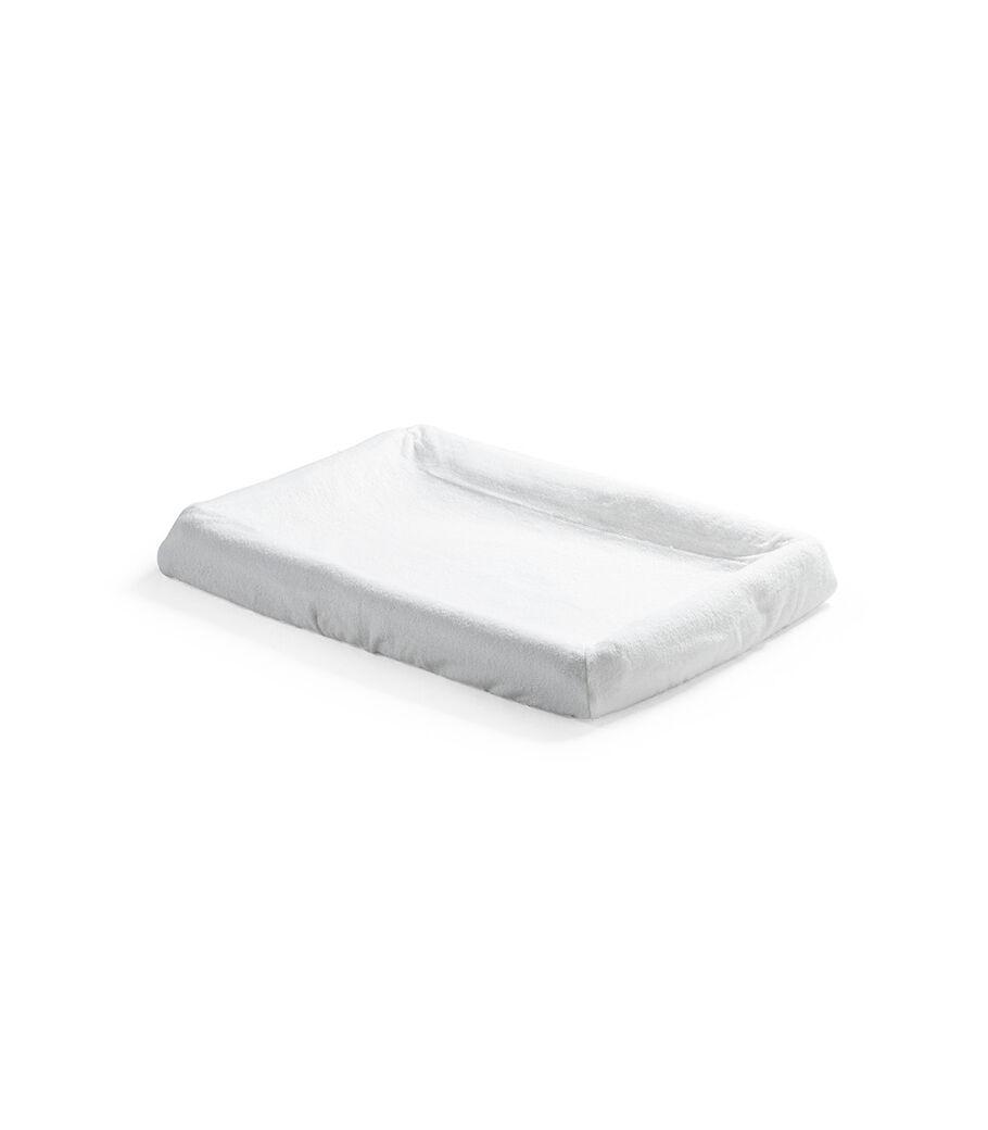 Stokke® Home™ Pudebetræk til skiftebord 2pk hvid, , mainview