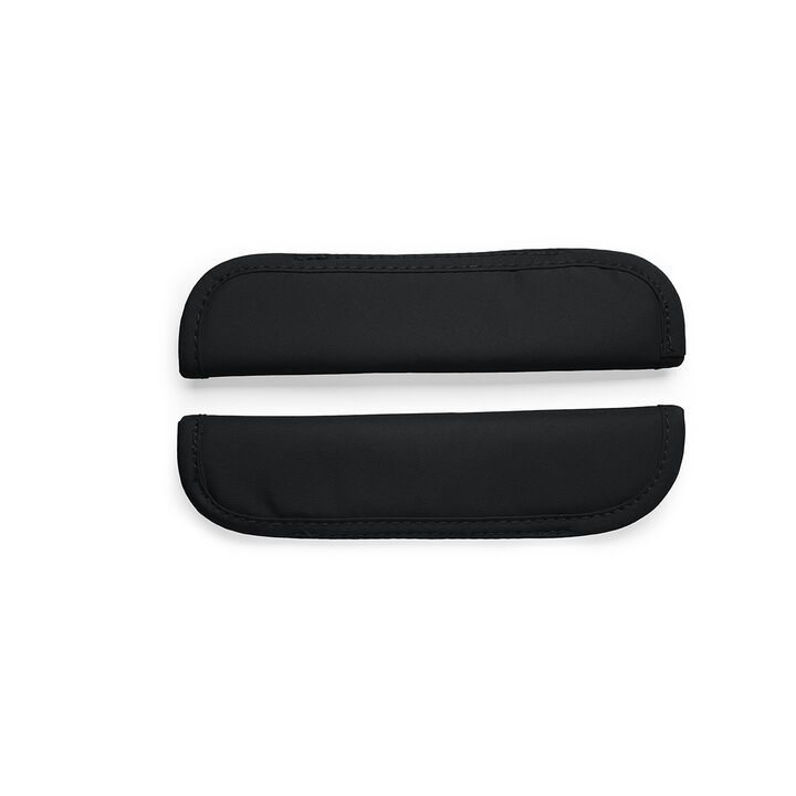 Stokke® Xplory® Schouder-pads voor veiligheidstuigje, Black, mainview view 1