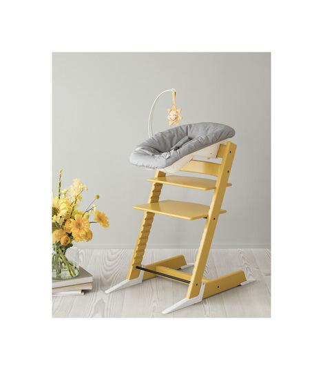 Tripp Trapp® Chair Sunflower Yellow, Sunflower Yellow, mainview view 6