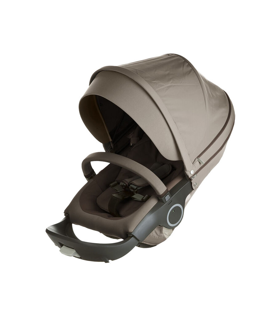 Accessories. Stokke Xplory & Crusi Seat. Brown.