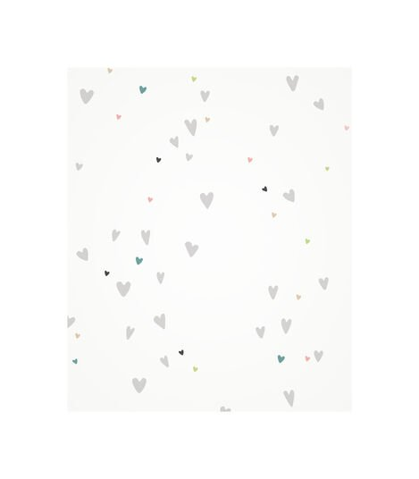 Tripp Trapp® Baby Cushion Sweet Hearts pattern. view 4