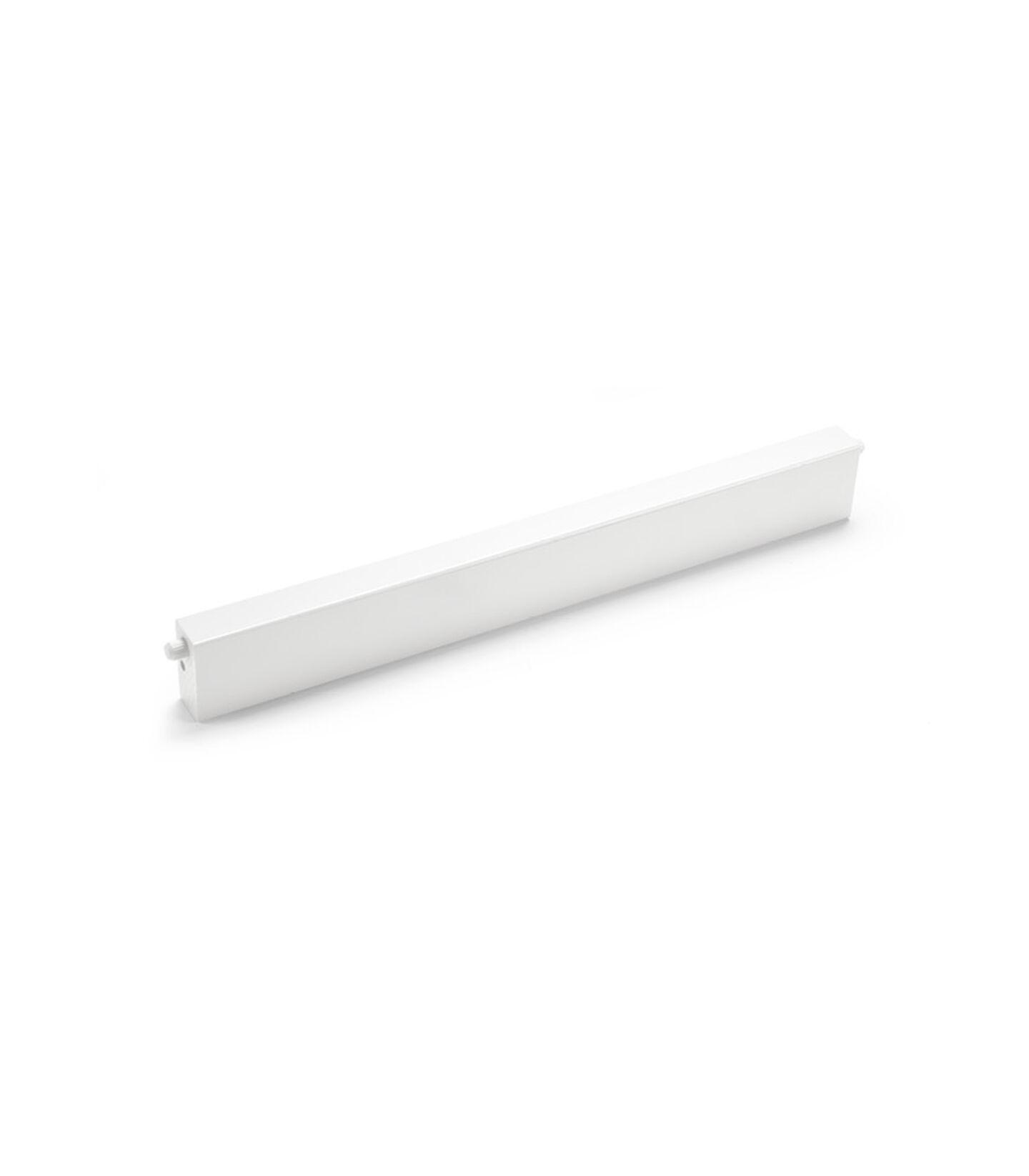 108607 Tripp Trapp Floorbrace White (Spare part). view 1