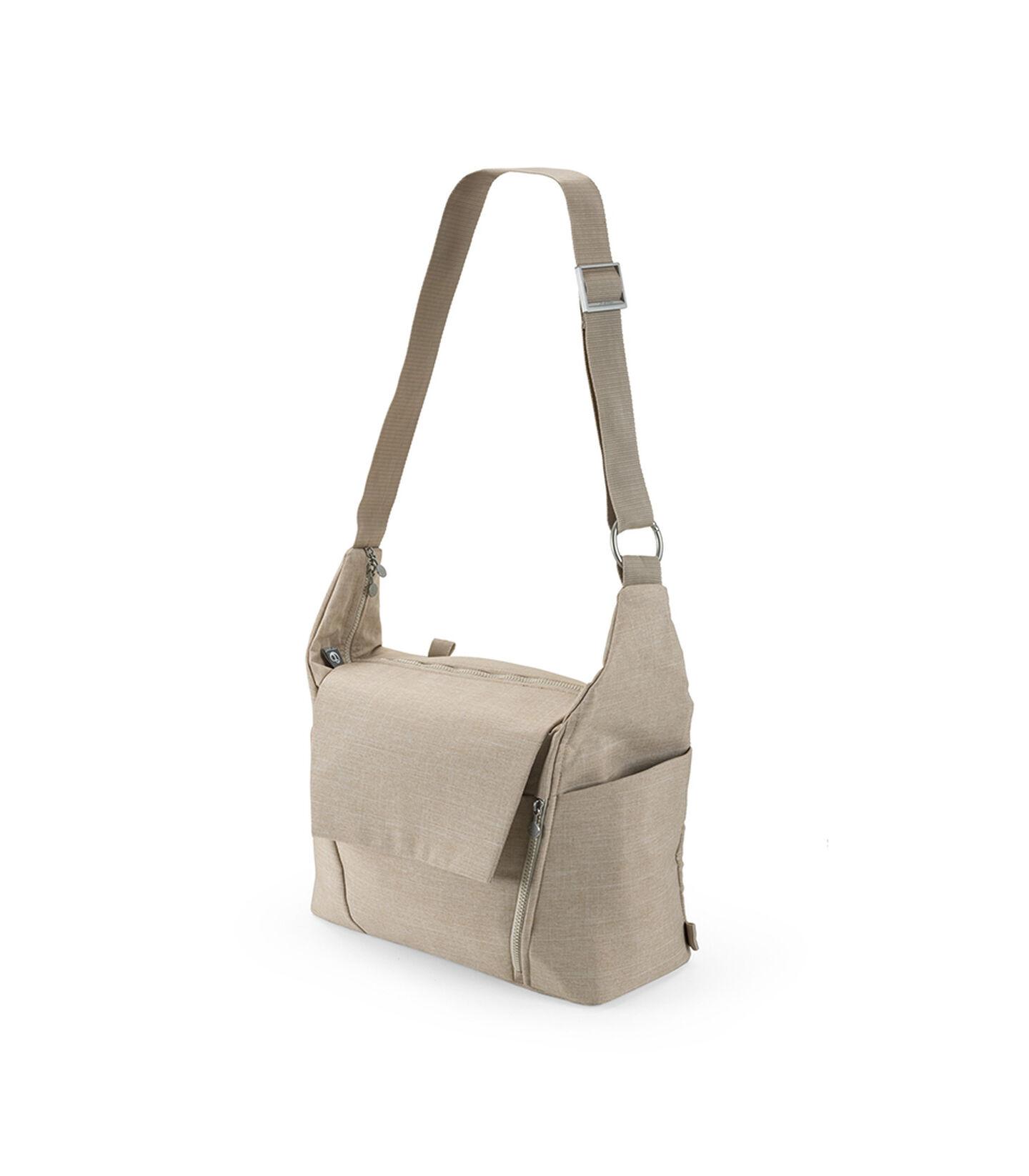Stokke® Stroller Changing Bag, Beige Melange
