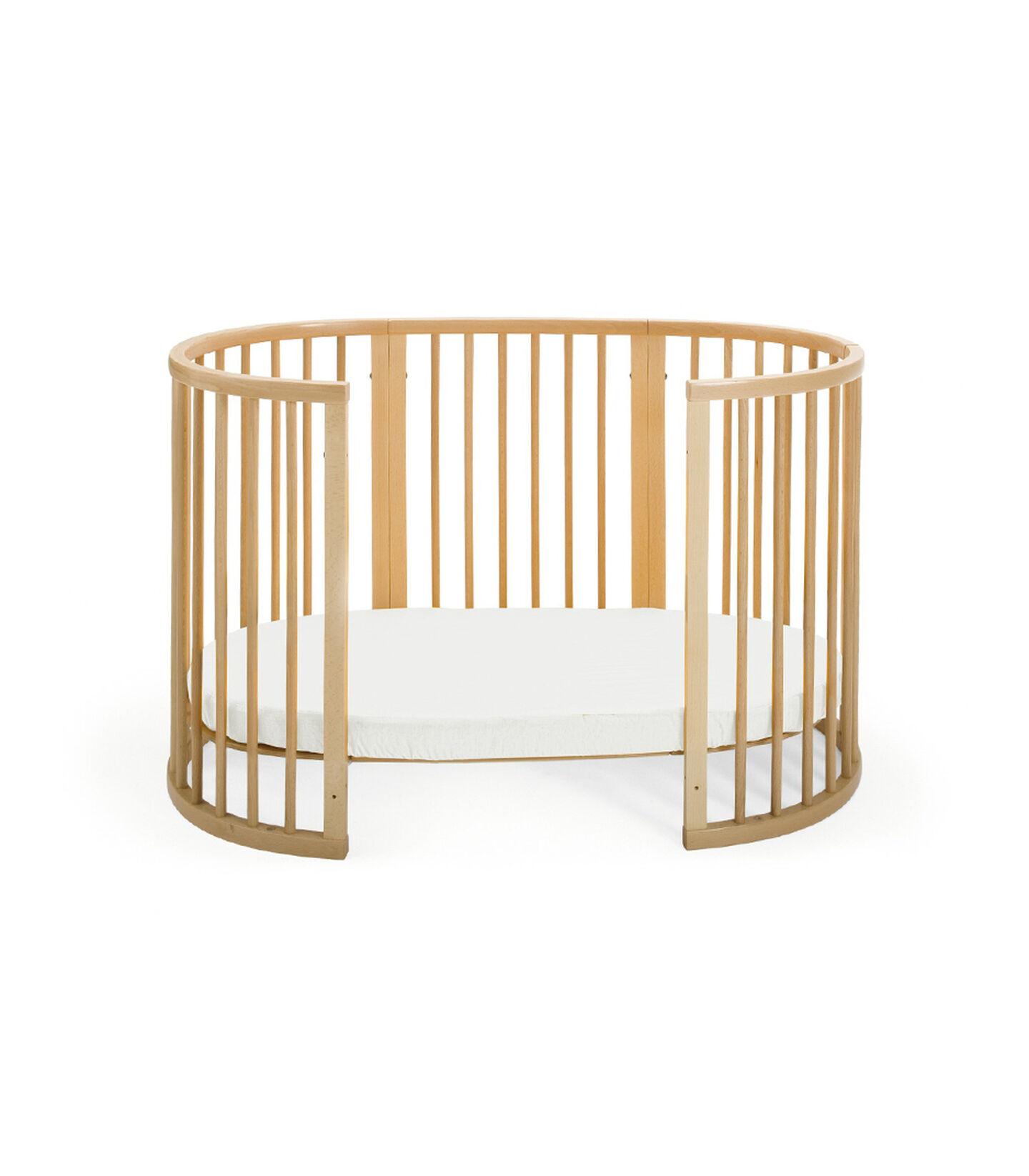 Toddler Bed, Natural.