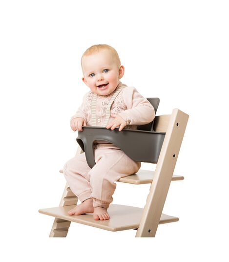 Tripp Trapp® Baby Set Gris Bruma, Gris Bruma, mainview view 3