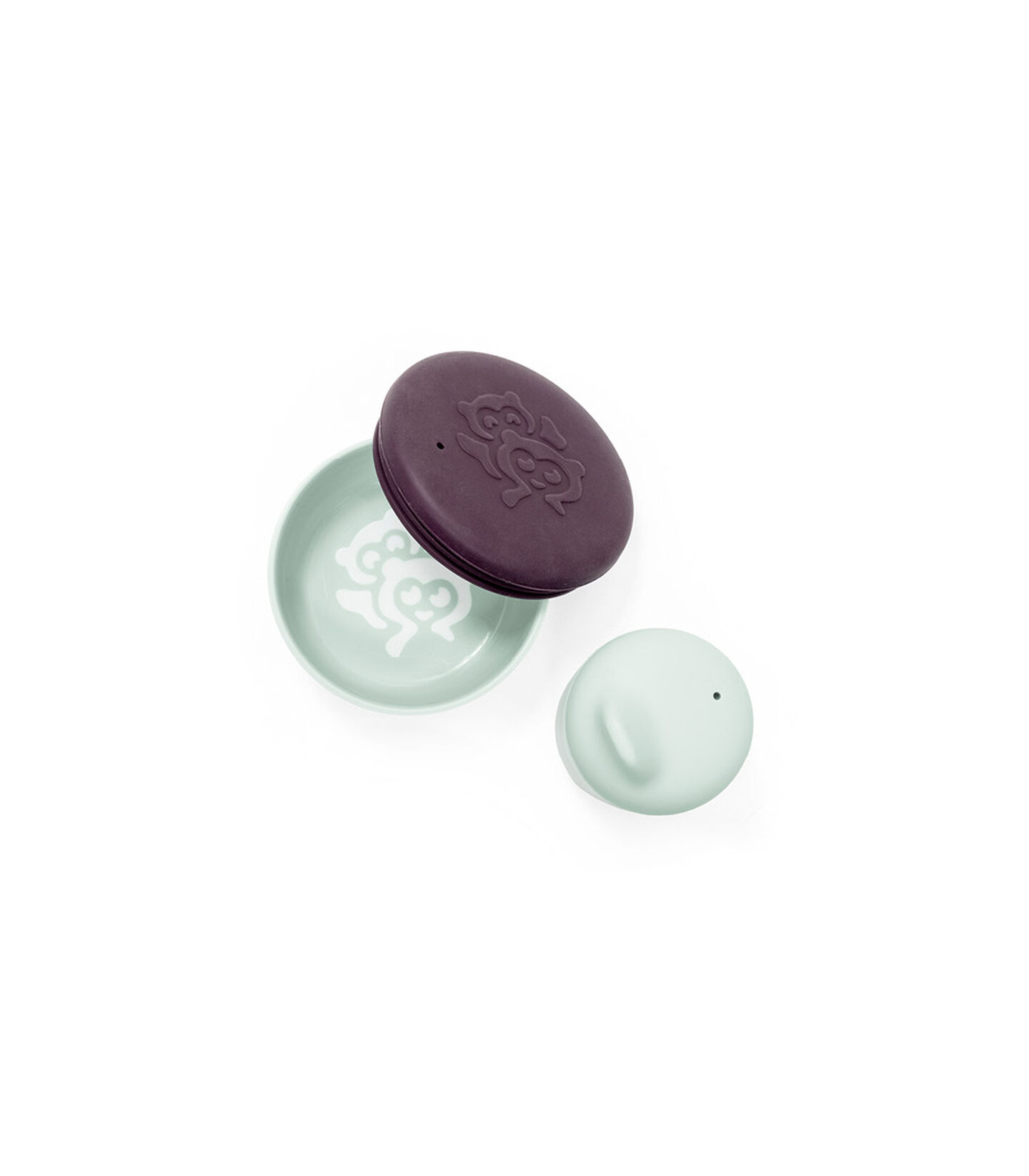 Stokke® Munch Snack Pack Soft Mint, Soft Mint, mainview view 2