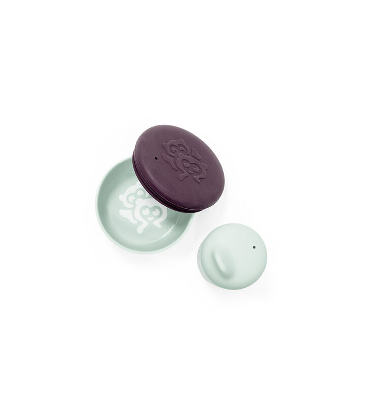 Stokke® Munch Snack Pack Soft Mint, Soft Mint, mainview view 1