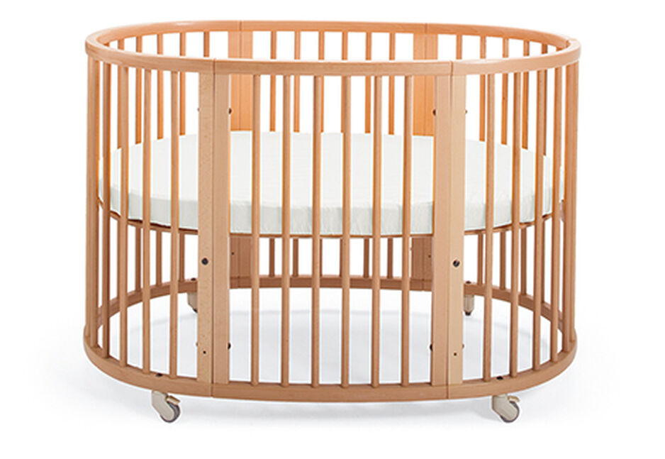 Stokke® Sleepi™ Bed Natural, , WhatsIncl view 1