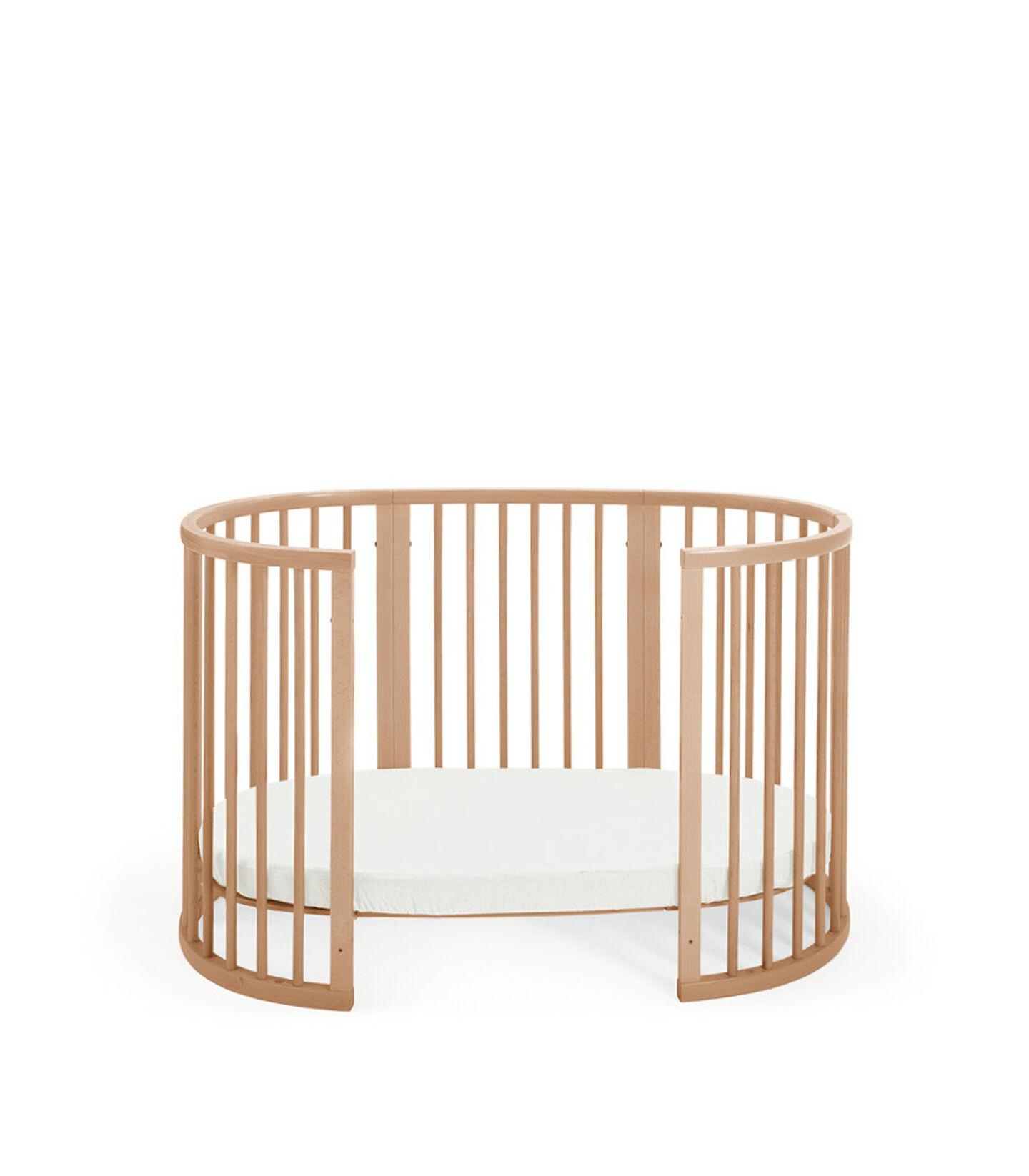 Stokke® Sleepi® Bed. Natural. Toddler.