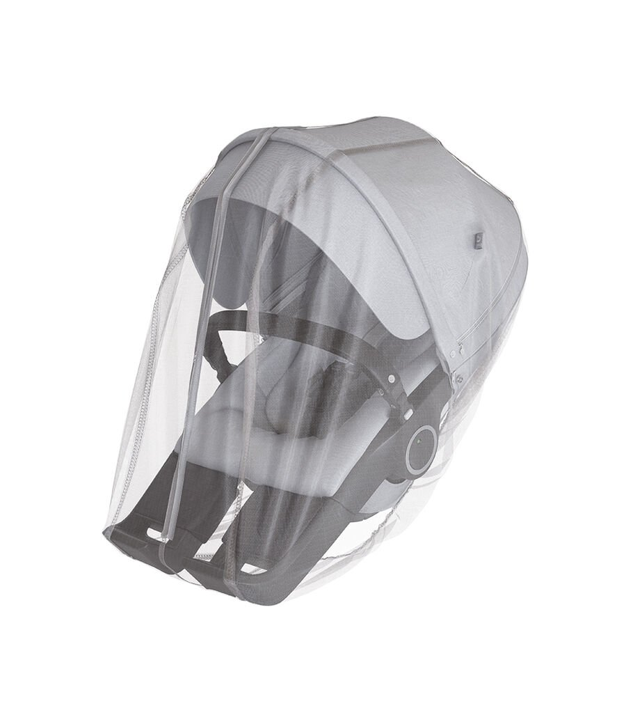 Stokke® Stroller Seat Brushed Grey and Stokke® Stroller Mosquito net. view 69