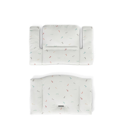Tripp Trapp® Classic Cushion Icon Multicolor, Meerkleurig dessin, mainview