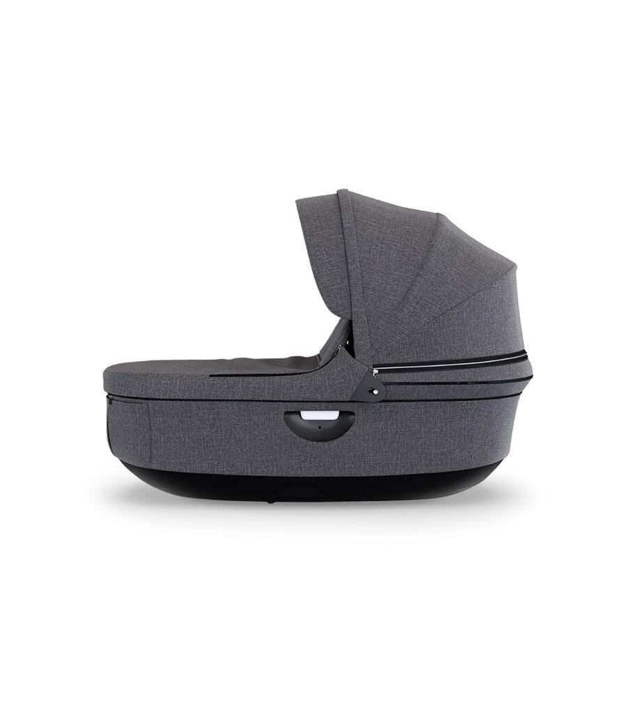Strokke® Stroller Carry Cot, BlackMelange.