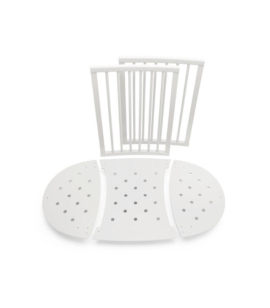 Stokke® Sleepi™ Bed Extension Kit, White.