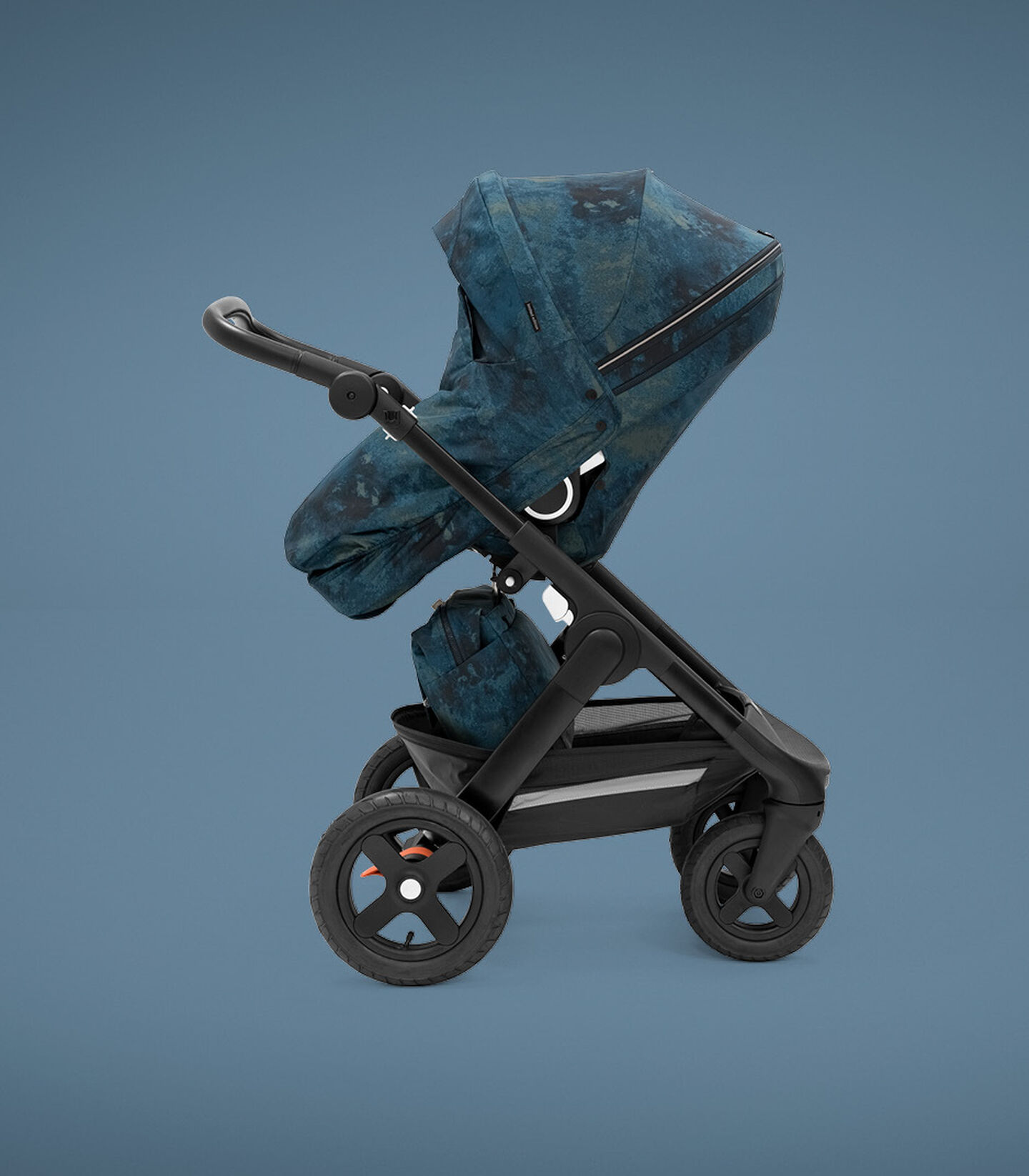 Stokke® Trailz™ Seat. Freedom Limited Edition.
