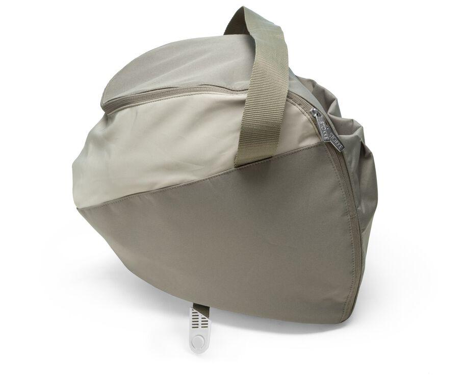 Stokke® Xplory® accessories. Shopping Bag, Beige.
