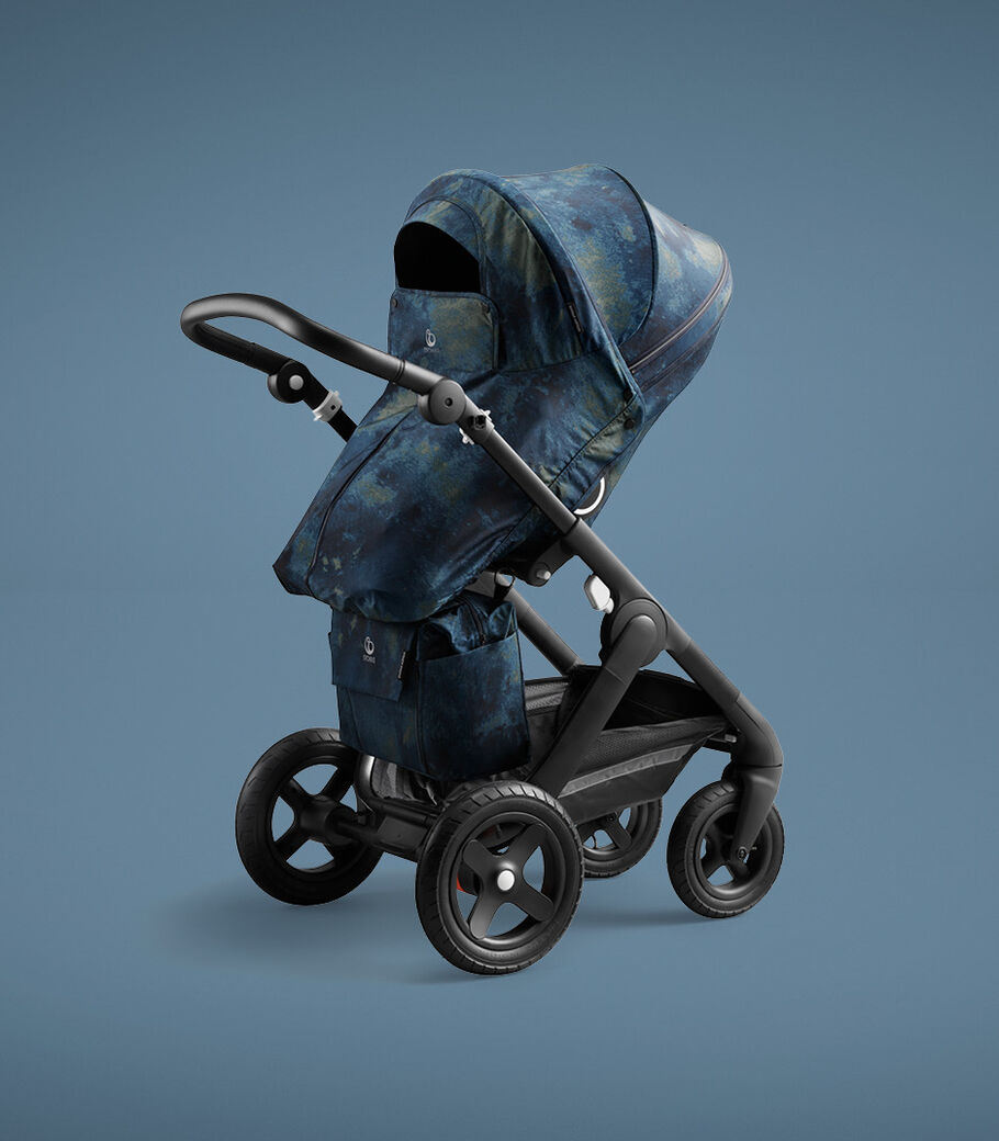 Stokke® Trailz™ Seat. Freedom Limited Edition. Storm Cover.