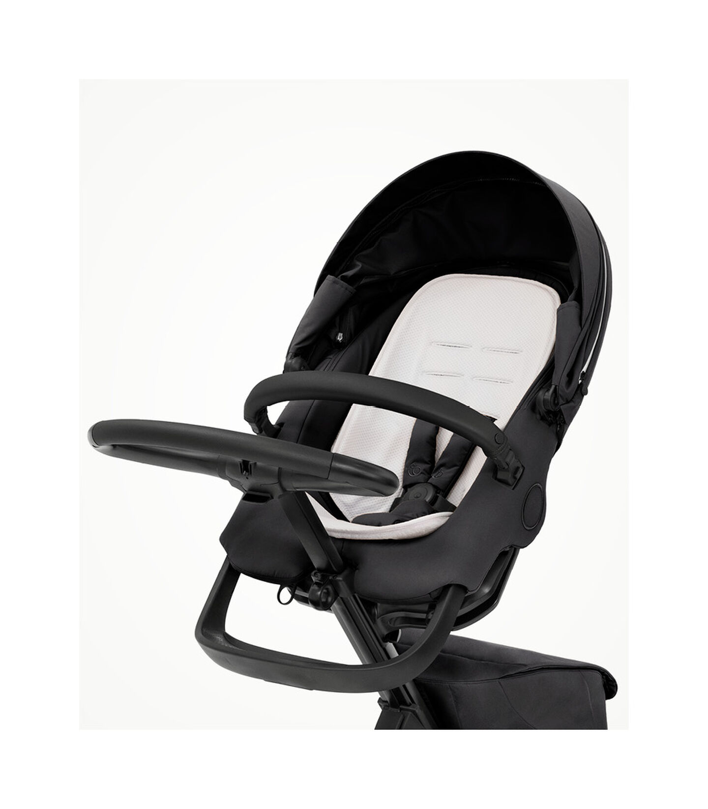 Stokke® Xplory X with All Weather Inlay, Polyester. Accessories. Zoomed. view 3