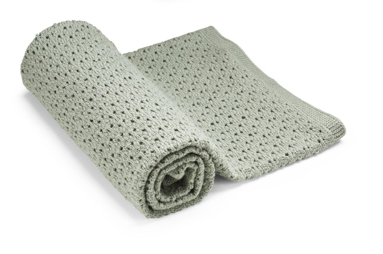 Stokke® Textiles Merino Wool, Green.