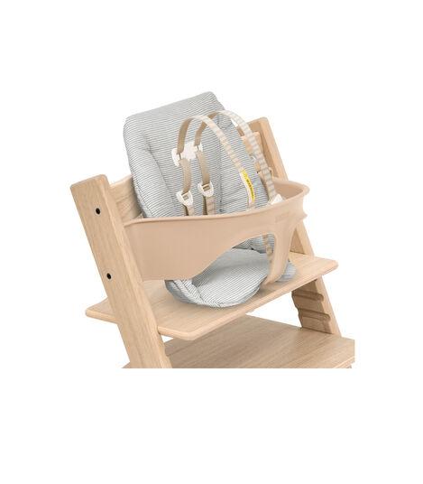 Tripp Trapp® Baby Cushion Nordic Grey, Nordic Grey, mainview view 3