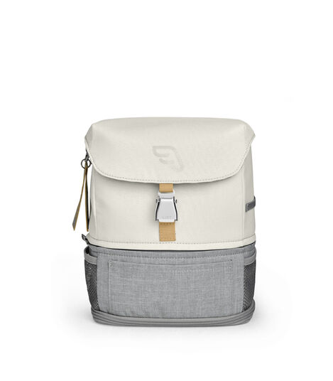 JetKids by Stokke® Crew Backpack Blanc, Blanc, mainview view 9