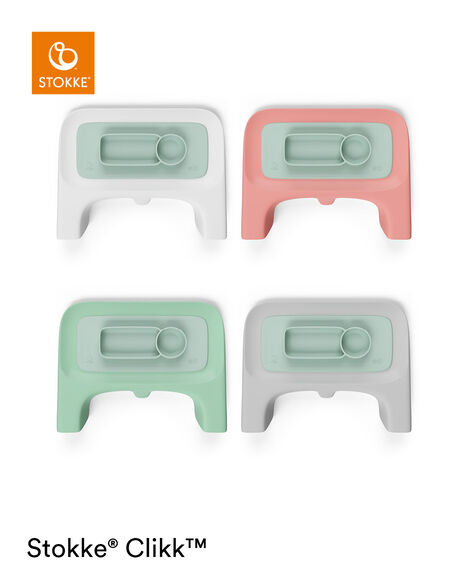 ezpz™ by Stokke™ placemat for Clikk™ Tray Soft Mint, Soft Mint, mainview view 6