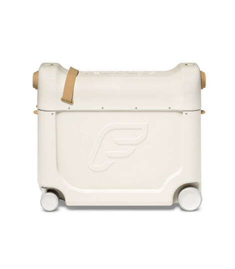JetKids™ by Stokke® BedBox V3 in Full Moon White. view 4