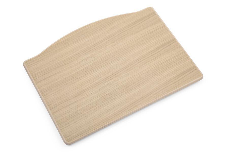 Tripp Trapp® Oak White Footplate. Sparepart.