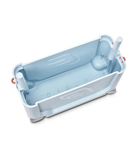 JetKids by Stokke® RideBox Blue, Blue Sky, mainview view 7