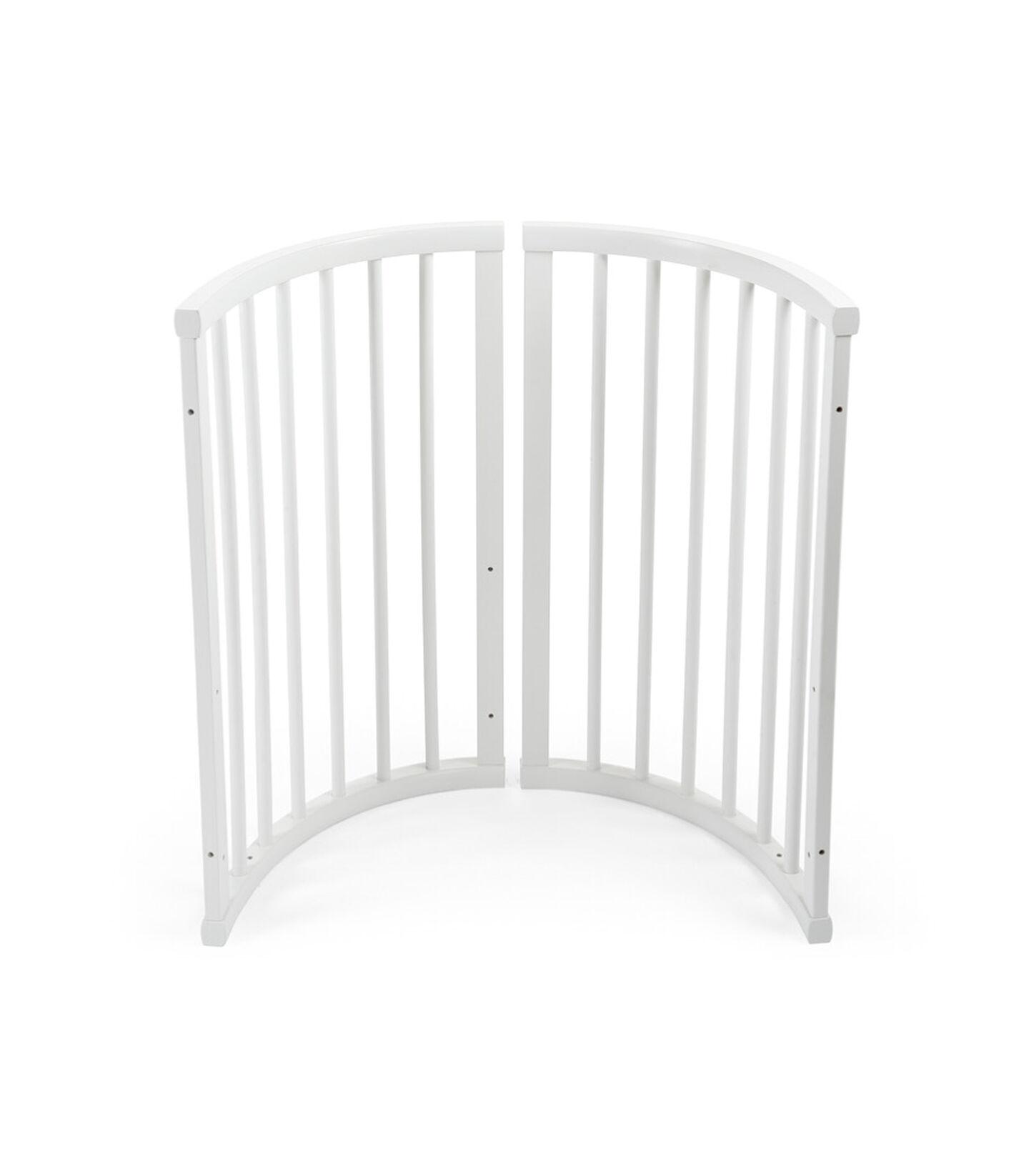 Stokke® Sleepi™ Eindgedeelte rechts White, White, mainview view 2